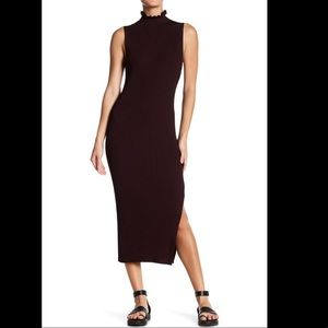 Theory Hedrisa Lustrate bodycon dress size xs